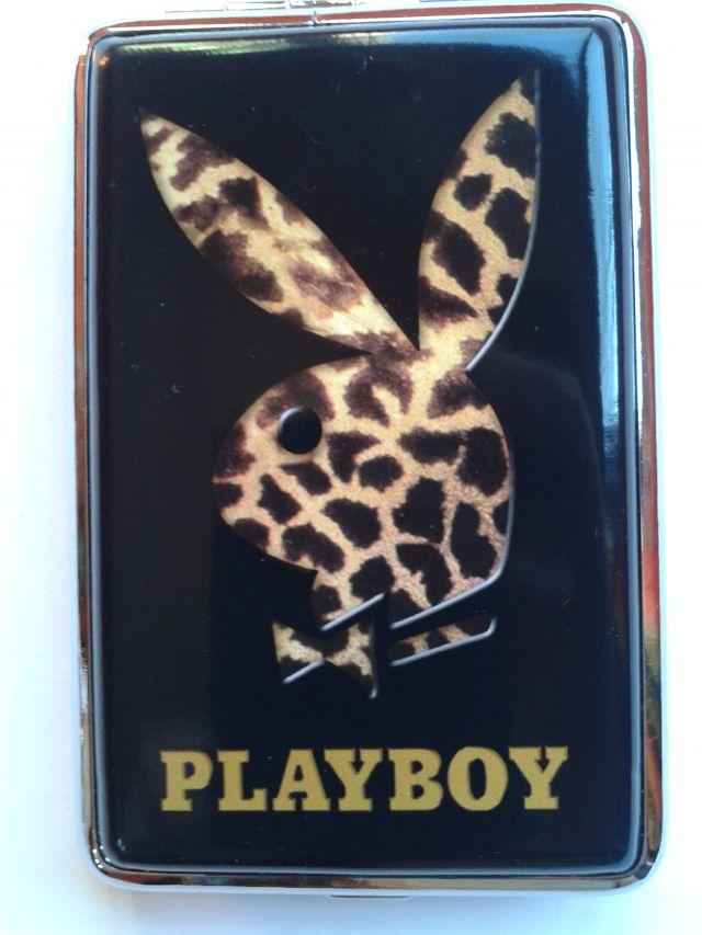 51531e50e008 Cigaretta Tárca (12szál) Playboy – Tigris Minta – CarMoon Kft ...